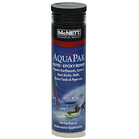 GEAR AID AQUAPAK epoxy repair resin